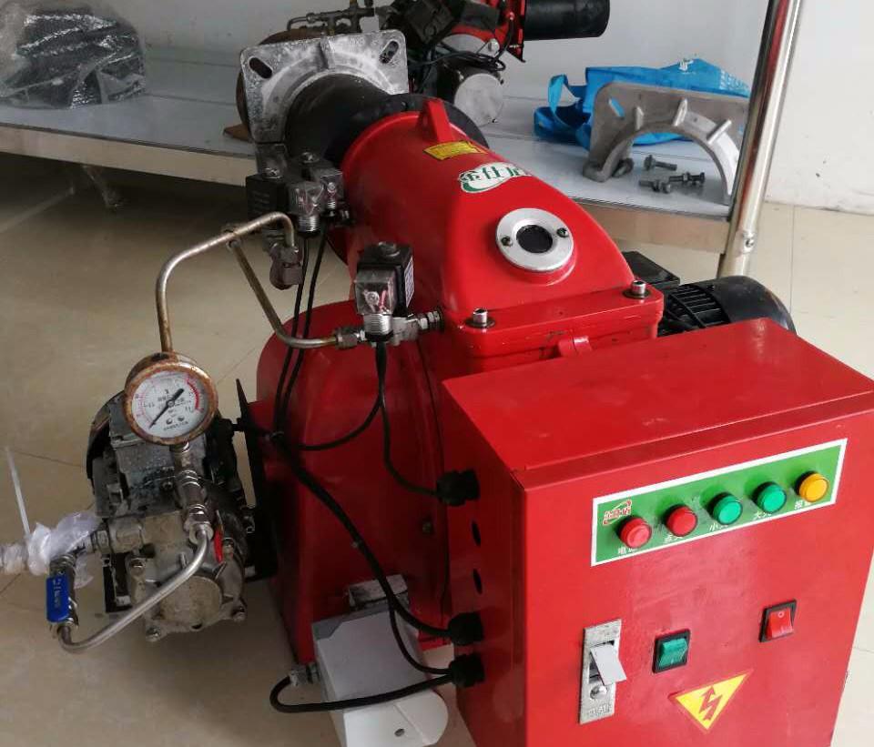 燃烧机程控器控制电路接线图