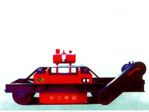 RCDE系列油冷自卸式电磁除铁器