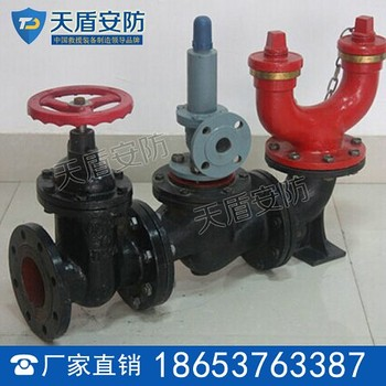 SQ消防水泵接合器參數 SQ消防水泵接合器性能