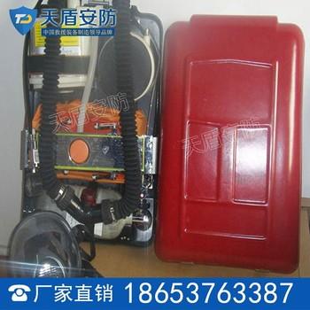 氧气呼吸器原理 氧气呼吸器参数