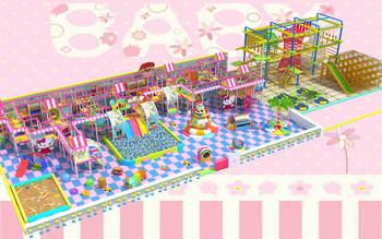 淘气堡糖果系列