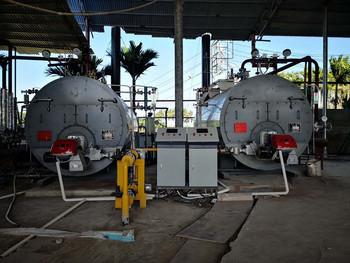 全自动超低氮燃油燃气锅炉