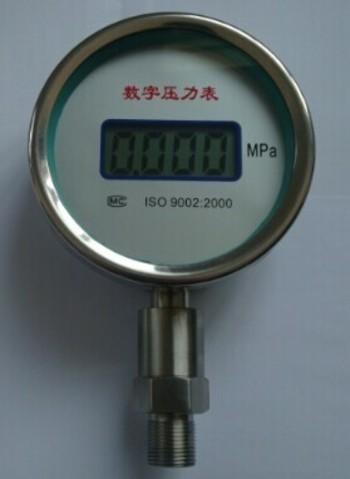 FED-100型数字显示压力表