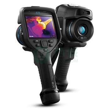 E75 24°菲力尔/FLIR 高级红外热像仪,标配24°标准镜头,-20~650℃(1000℃高温扩展可选),320*240,
