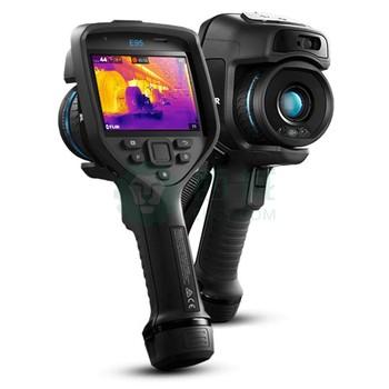 E85 24°菲力尔/FLIR 高级红外热像仪,标配24°标准镜头,-20~1200℃,384*288