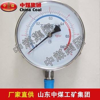 耐腐蚀不锈钢压力表  耐腐蚀不锈钢压力表促销中