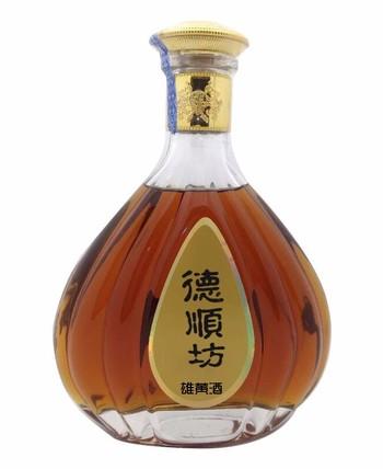 德顺坊雄黄酒20年