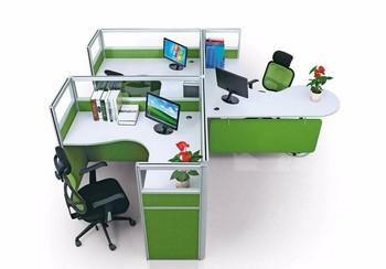 屏风办公桌 (2)