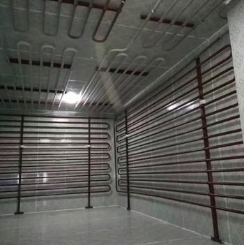 扬州渔政螃蟹储存冷库