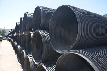 HDPE钢带缠绕管 (5)