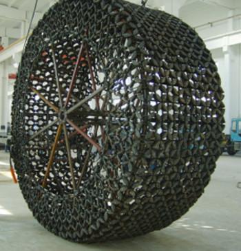 轮胎保护链2(防滑链)