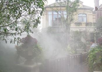 别墅区雾森方案