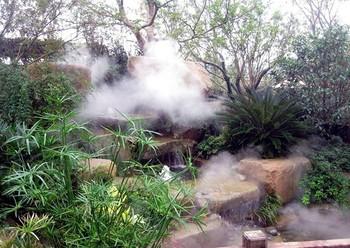 微景观雾森方案