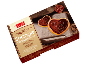 120g尚格云顿原味巧克力饼干2