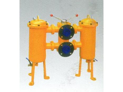 SWCQ系列稀油潤滑油系列雙筒過濾器