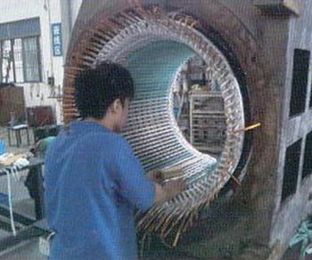 修理各类电动机