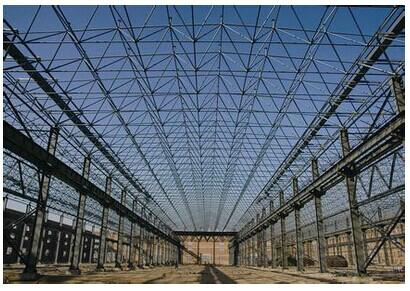 钢结构设计 - 钟楼区新闸正邦彩钢板经营部