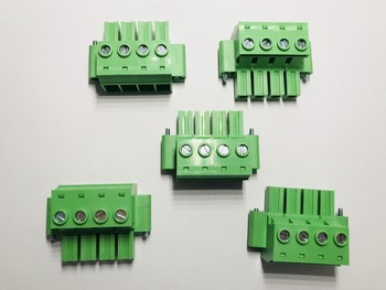 F78-6-10.16-4P 间距10.16mm插头/插拔式接线端子电子电气连接器
