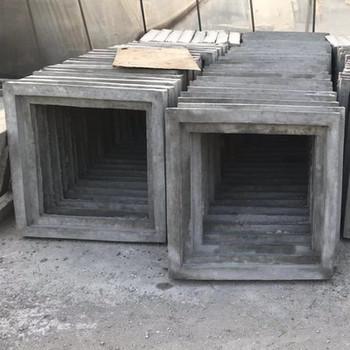 钢纤维混凝土井座