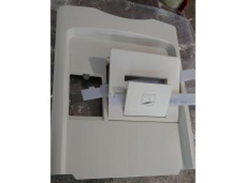 医疗设备-前盖组立件