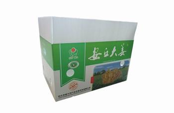 塑料包装箱