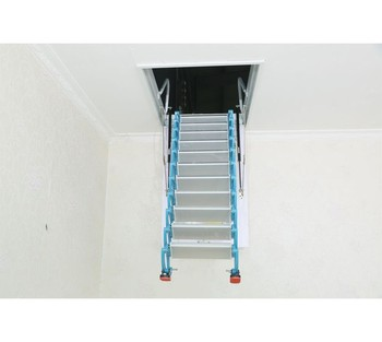 钛镁隐形楼梯