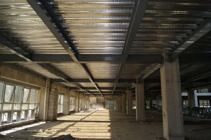 钢结构阁楼,夹层