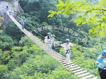 步步惊心与网红桥