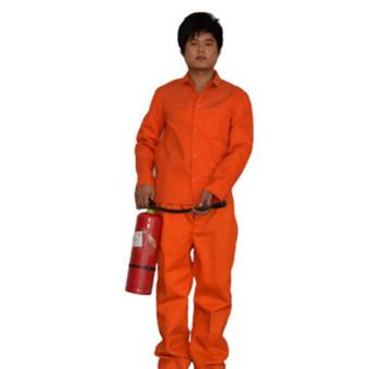 阻燃防火工作服(分体)