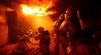 消防防火服