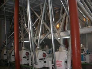 60吨面粉机组成套设备