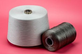 石墨烯锦纶混纺纱线