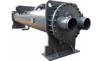 滿液式蒸發器