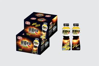 新暴雨能量【牛磺酸强化】600mlx15瓶