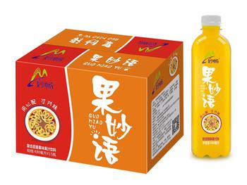 百香果味果汁 480ml