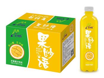 芒果果汁 480ml