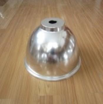 灯罩旋压制品