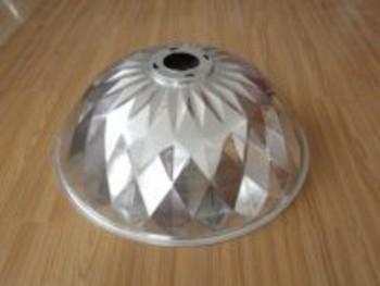 燈罩旋壓製品