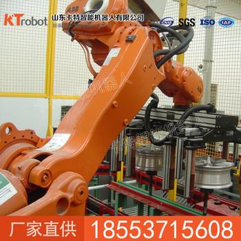 码垛机器人优势 码垛机器人工作环境