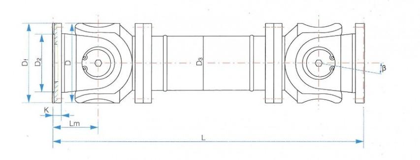 SWC重型联轴器