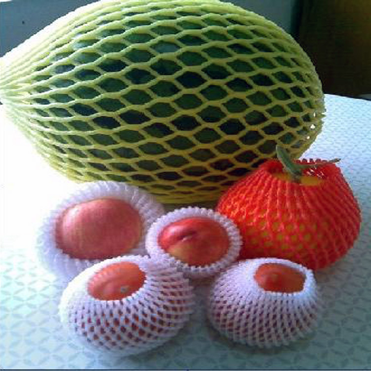 生产水果网套,棉纱网套,塑料发泡网套,蔬菜网套.