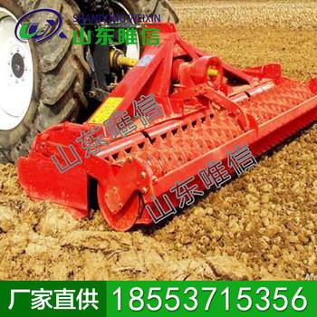 3-4m驱动耙使用 ,驱动耙农机设备