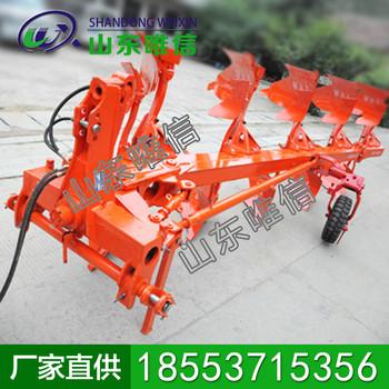 单铧翻转犁使用 ,耕整机械农机设备