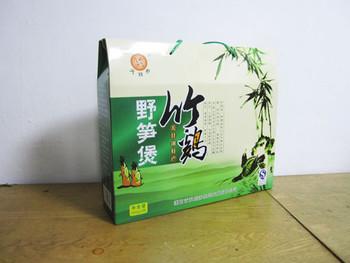 野笋煲竹鸡