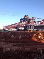 180噸架橋機云南架橋施工