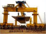 900噸提梁機施工作業