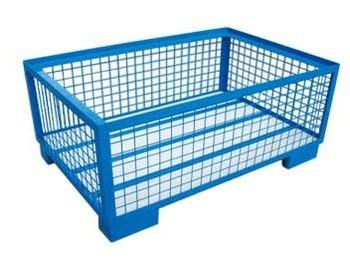 焊接式金属网箱