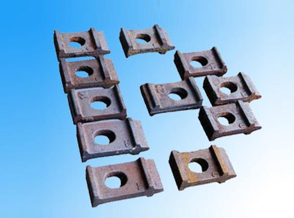 轨道压板系列产品