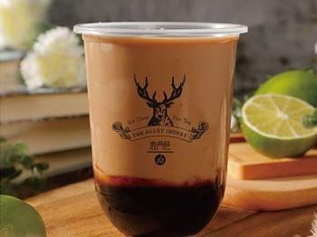 鹿丸可可鲜奶