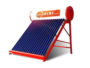 玻璃真空管太阳能